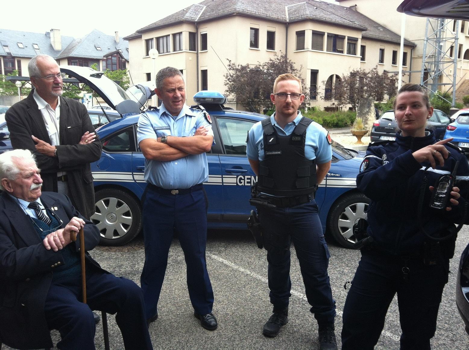 rencontre avec homme gendarme recherche un site de rencontre sérieux